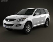 Great Wall Hover (Haval) H5 2012