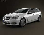 Holden VF Commodore Calais V sportwagon 2013