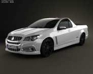 Holden VF Commodore Calais V UTE 2013