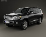 Toyota Land Cruiser (J200) 2013