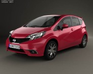 Nissan Note Dynamic 2013
