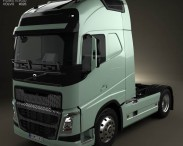 Volvo FH Tractor Truck 2012