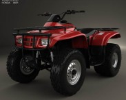 Honda FourTrax Recon 2001