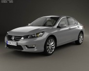 Honda Accord (Inspire) with HQ interior 2013
