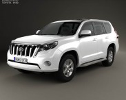 Toyota Land Cruiser Prado (J150) 5-door 2014
