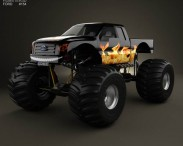 Ford F-150 Monster Truck 2012