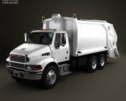 Sterling Acterra Garbage Truck 2002