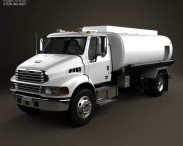 Sterling Acterra Oil Tank Truck 2002