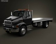 Sterling Acterra Tow Truck 2002