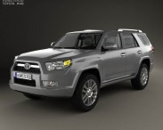 Toyota 4Runner with HQ interior 2011