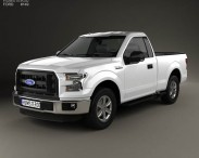Ford F-150 Regular Cab XL 2014