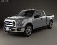 Ford F-150 Super Cab XL 2014