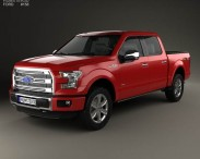 Ford F-150 Super Crew Cab Platinum 2014
