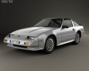 Nissan 300ZX (Z31) Turbo 1983