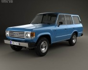 Toyota Land Cruiser (J60) 1980