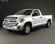 Toyota Tundra Single Max 2013