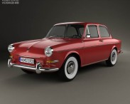 Volkswagen 1500 (Type 3) notchback 1961