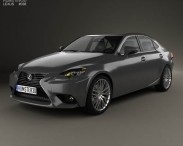 Lexus IS (XE30) 2013