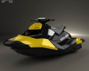 BRP Sea-Doo Spark 2013