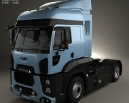 Ford Cargo XHR Tractor Truck 2011