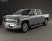 Chevrolet Silverado Crew Cab High Country 2014
