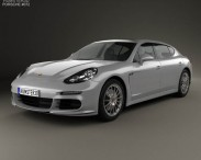 Porsche Panamera Turbo Executive 2014