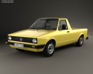 Volkswagen Caddy (Type 14) 1982