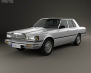 Toyota Crown (S110) Super Saloon 1982