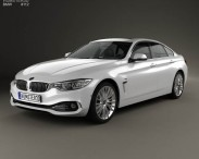 BMW 4 Series (F36) Gran Coupe Luxury Line 2013
