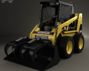 Caterpillar 226B Skid Steer Loader 2014