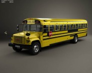 GMC B-Series School Bus 2000