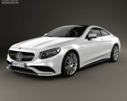 Mercedes-Benz S-Class 63 AMG (C217) coupe 2014