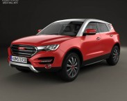Great Wall Haval H7 2014