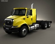 Caterpillar CT610 Chassis Truck 2011