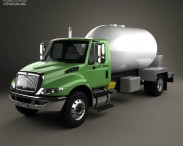 International Durastar Tanker Truck 2002