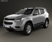 Holden Colorado 7 2012