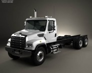Freightliner 114SD Chassis Truck 2011
