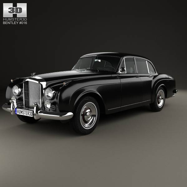 Bentley Continental Flying Spur For Sale: Bentley S2 Flying Spur