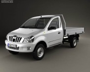 Mahindra Genio Single Cab Pickup 2011