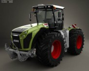 Claas Xerion 5000 Trac VC 2014
