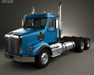 Freightliner 122SD Chassis Truck 2013