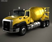 Caterpillar CT660 Mixer Truck 2011