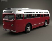 GM Old Look transit bus 1953