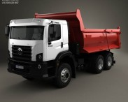 Volkswagen Constellation Tipper Truck 2011
