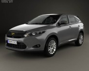 Toyota Harrier 2013