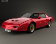 Pontiac Firebird Trans Am GTA 1991