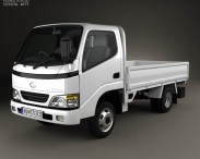 Toyota ToyoAce Flatbed 2006