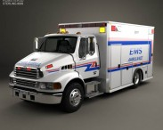 Sterling Acterra Ambulance Truck 2002